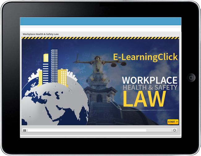 Health and Safety Law Elearning Course