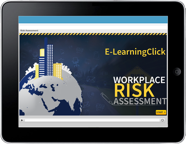 Risk Assessment Elearning Course